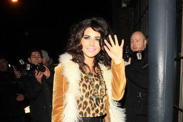 Marina Diamandis Celebs at Shoreditch House