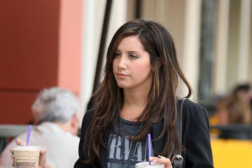 Nirvana Ashley Tisdale Shops with Her Mom in Beverly Hills