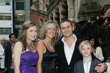 Kevin Lewis The Premiere of 'The Kid' in Leicester Square