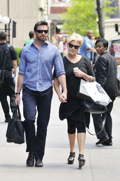 Hugh Jackman Wife and Family