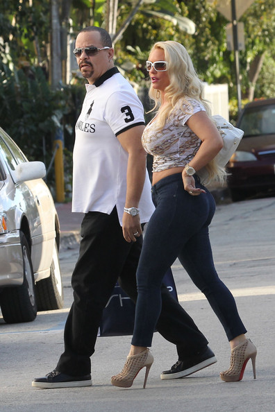 Ice T And His Wife Coco