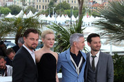 Tobey Maguire and Baz Luhrmann Photos Photo