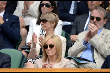 j k rowling pictures photos images zimbio j k rowling wimbledon tennis championships day 2