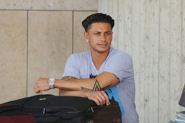 Jersey shore guys land in italy pictures