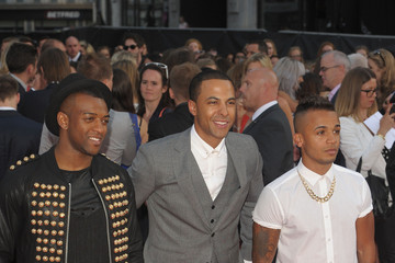 JLS 'One Direction: This Is Us' World Premiere in London