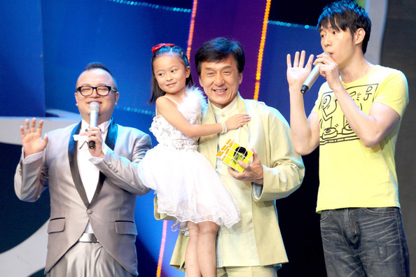 Does Jackie Chan Have Kids