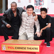 Jackie Chan and Jaden Smith Photos
