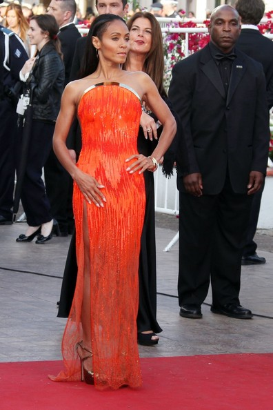 Stars at the 'Madagascar 3' Premiere in Cannes 2