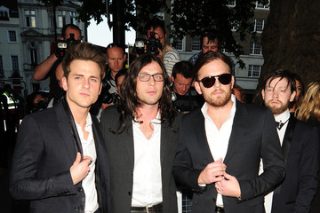 Kings of Leon The Glamour Women of the Year Awards