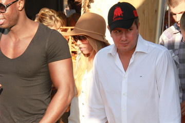 James Stunt Petra Ecclestone and new hubbie James Stunt make a visit ...