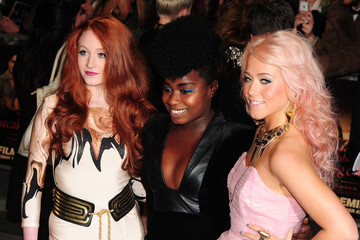 Janet Devlin Celebs at the 'Breaking Dawn' Premiere 2