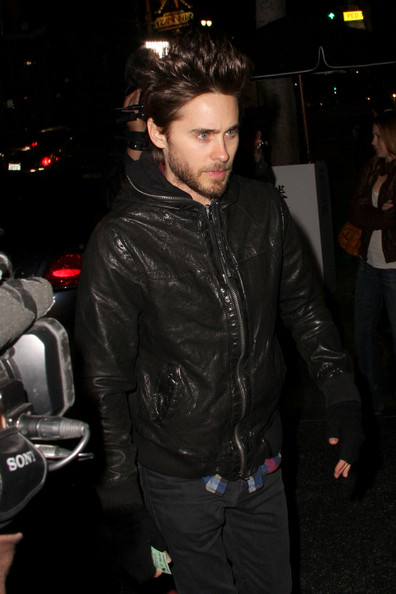Jared Leto - Jared Leto at Katsuya