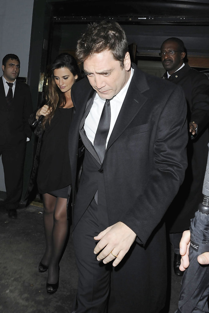 Javier Bardem and Penelope Cruz Photos Photos - Javier ... Javier Bardem Married