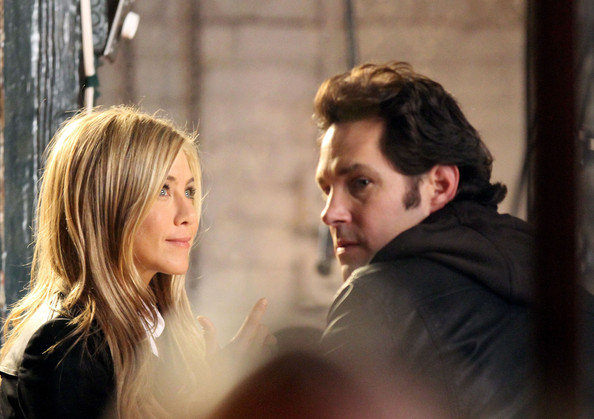 Paul Rudd Movies. Jennifer Aniston and Paul Rudd