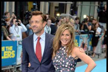 Jennifer Aniston Jason Sudeikis Arrivals at the 'We're the Millers' Premiere — Part 3