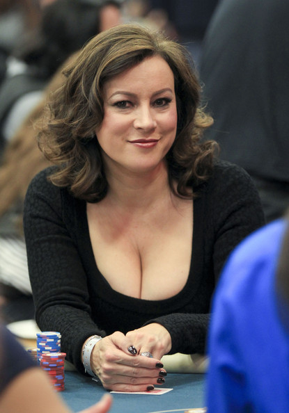 Jennifer Tilly Today The World Poker Tour Celebrity