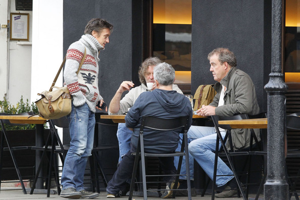 Jeremy Clarkson Richard Hammond Smoking The  Top Gear  Hosts on
