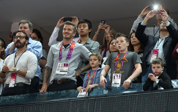 Celebs at the Closing Ceremony