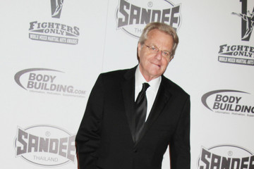 Jerry Springer Stars at the World MMA Awards