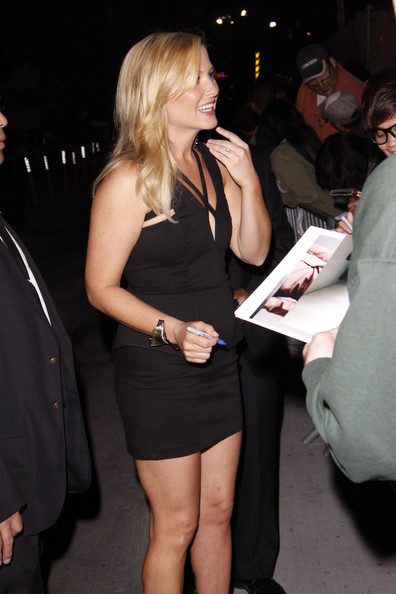 Jessica Capshaw on jimmy kimmel live 2011