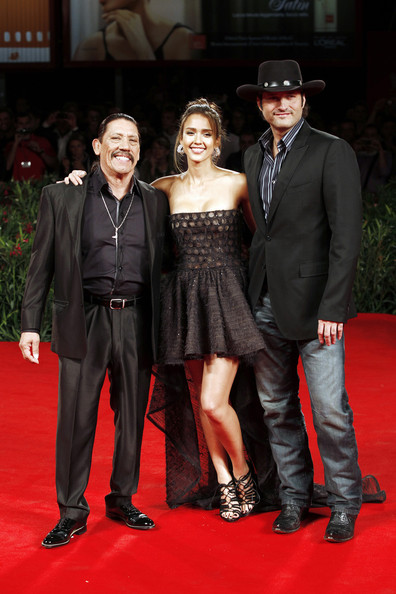 Premiere of 'Machete' in Venice []