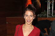 Jessica Lowndes attends 'Limbo' press night at Southbank Centre in London
