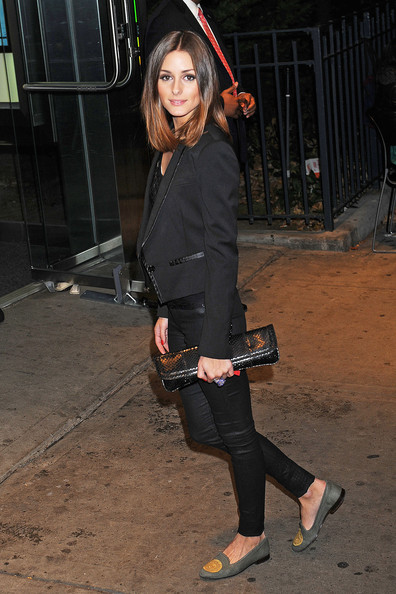 "Olivia Palermo in Screening of  ""I Love You Phillip Morris "" in New York."