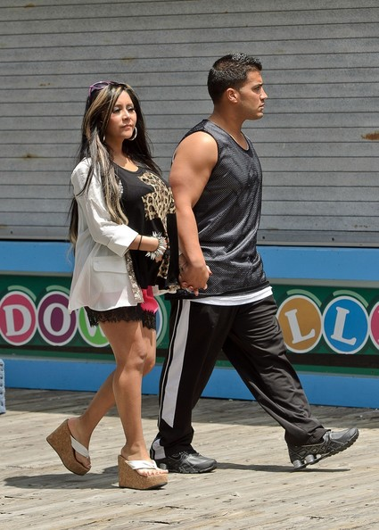 Who is nicole dating snooki 3