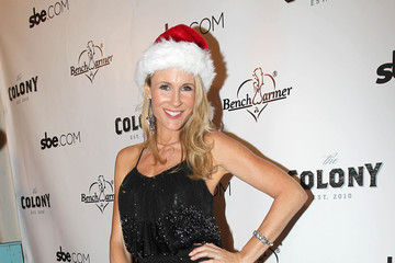 Chanel Ryan The 5th annual Bench Warmer pre-Christmas Toy Drive