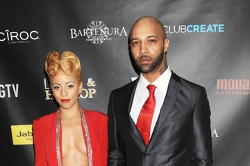 "Joe Budden Dexter ""Consequence"" Mills attending the ""Love & Hip Hop"" Season 3 Premiere Party held at Kiss & Fly in New York City"