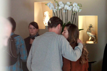 Carly Cole Joe and Carly Cole at the Mayfair Hotel