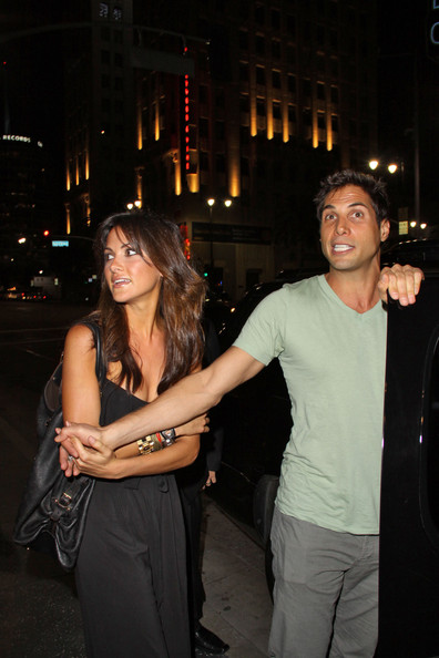Joe Francis at Christina McLarty Leave Katsuya
