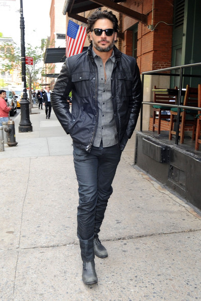 Joe Manganiello Photos Photos Joe Manganiello Out And About In Nyc Zimbio