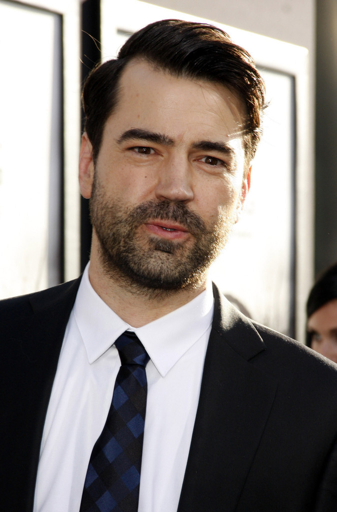 Ron Livingston in 'The...