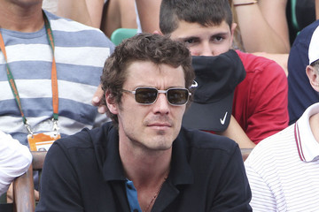 Marat Safin End of the 2011 French Open