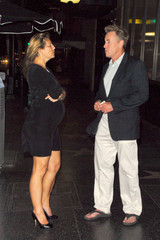 John McGinley Are John McGinley and Nicole Kessler expecting another addition to their family?