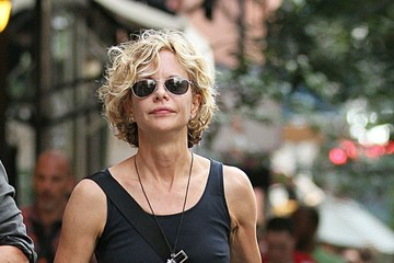 John Mellencamp Meg Ryan and John Mellencamp Take a Stroll