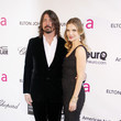 Jordyn Grohl Celebs at the 21st Annual Elton John AIDS Foundation Party