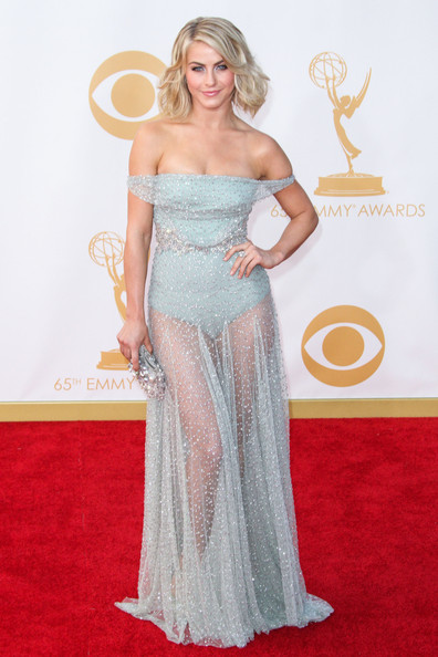 Julianne Hough - Arrivals at the 65th Annual Primetime Emmy Awards
