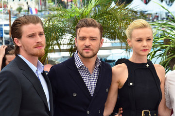 Justin Timberlake Carey Mulligan 'Inside Llewyn Davis' Photo Call in Cannes