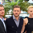 Justin Timberlake and Carey Mulligan Photos