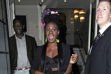 Noisettes Kanye West at BAFTA in London