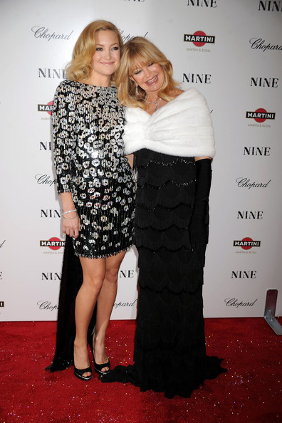 goldie hawn and kate hudson. Goldie Hawn and Kate Hudson