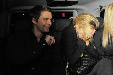 Dom Howard Kate Hudson at Groucho