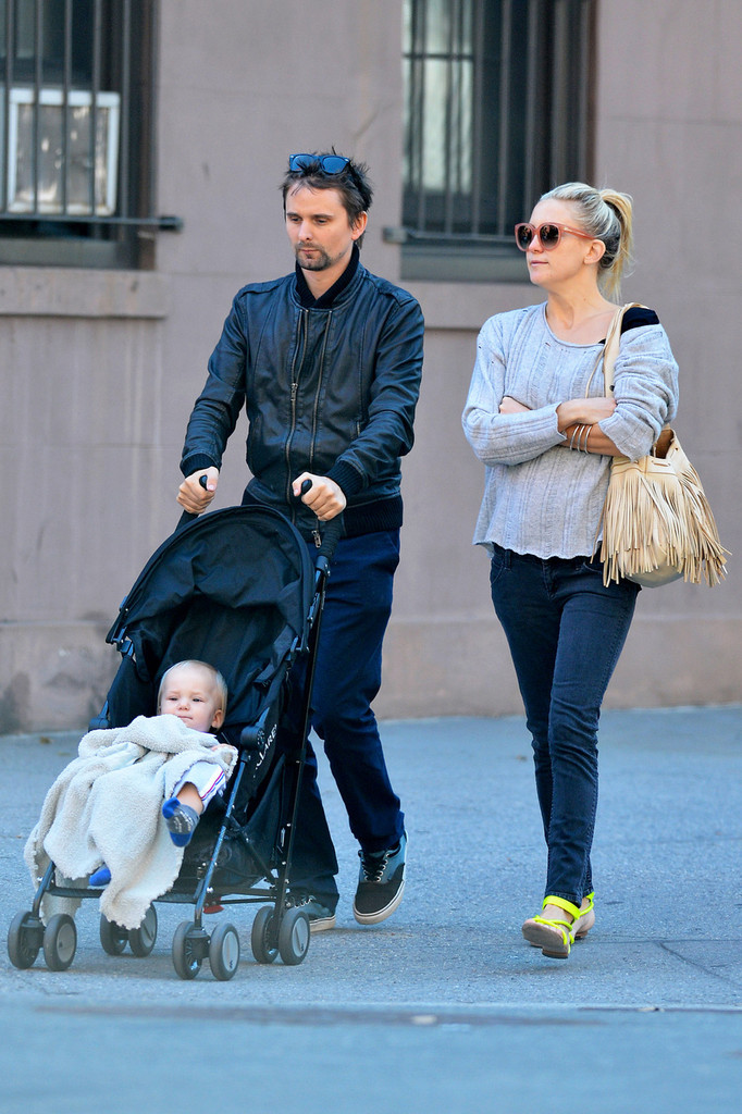 Kate Hudson and Matt Bellamy Photos Photos - Kate Hudson ...