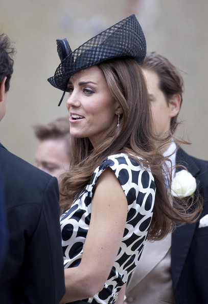 Kate middleton sam waley cohen wedding dresses