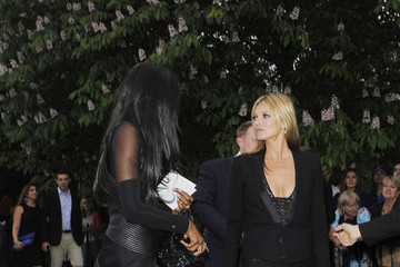 Kate Moss Naomi Campbell Celebs at the Serpentine Gallery Summer Party — Part 2