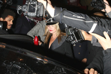 Kate Moss Celebs Out Late in London — Part 2