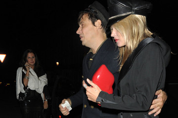 Kate Moss Celebs at AnOther Magazine Party in London — Part 2