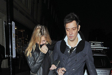 Kate Moss Kate Moss and Jamie Hince Out Shopping